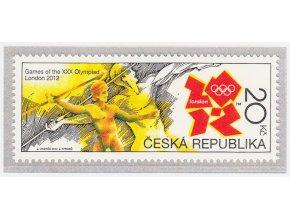 ČR 2012 / 726 / Letné olympijske a paralympijske hry Londýn
