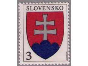 SR 1993 / 002 / Malý štátny znak