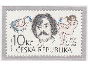 ČR 754 Tradícia českej známkovej tvorby