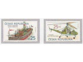 ČR 756-757 Historické dopravné prostriedky I.