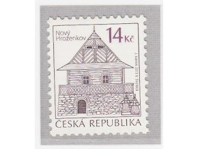ČR 758 Ľudová architektúra