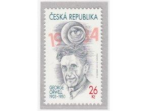 ČR 2013 / 760 / George Orwell
