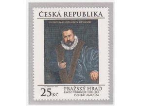 ČR 2013 / 764 / Pražský hrad - Veronese