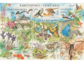 ČR 2013 / 773-776 H / Ochrana prírody - Karlštejnsko