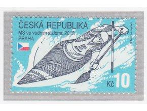 ČR 778 MS vo vodnom Slalome