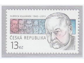 ČR 831 Tradícia českej známkovej tvorby