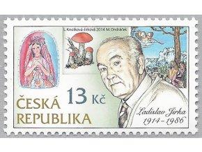 ČR 2014 / 795 / Tradícia českej známkovej tvorby