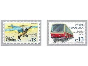ČR 799-800 Historické dopravné prostriedky I.