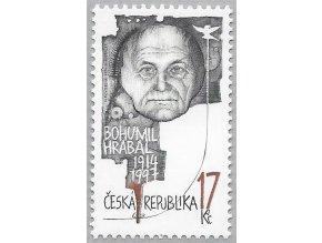 ČR 2014 / 802 / Bohumil Hrabal