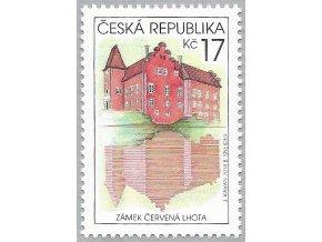 ČR 804 Krásy vlasti
