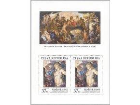 ČR 808 H Pražský hrad - Peter Paul Rubens