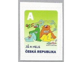 ČR 809 Jů  a Hele