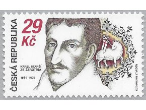 ČR 2014 / 818 / Karel starší zo Žerotína