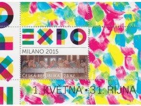 ČR 2015 / 843 H / EXPO 2015 Miláno
