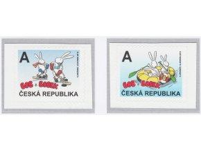 ČR 846-847 Bob a Bobek