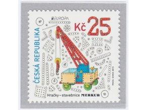 ČR 2015 / 848 / EUROPA - staré hračky