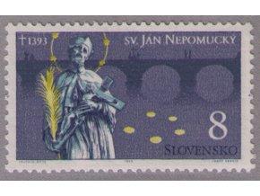 SR 1993 / 006 / sv. Ján Nepomucký