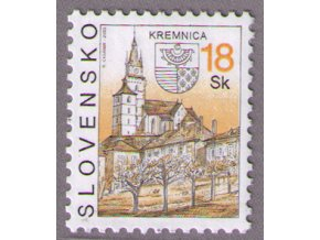 SR 288 Mestá - Kremnica