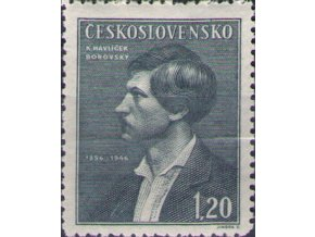 ČS 0436 K. H. Borovský