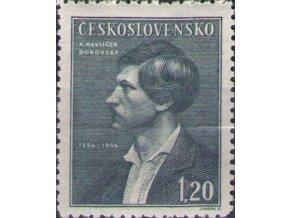 ČS 1946 / 0436 / K. H. Borovský  **