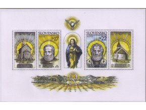 SR 289-290 H 25. výročie Slovenskej cirkevnej provincie