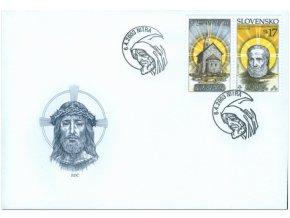 SR 289-290 H 25. výročie Slovenskej cirkevnej provincie FDC (2)