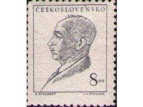 ČS 1948 / 0484 / Úmrtie E. Beneša  **