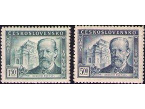 ČS 1949 / 0514-0515 / Bedřich Smetana  **