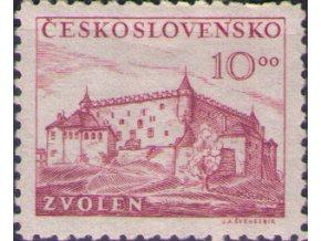 ČS 1949 / 0521 / Zvolen - 5. výr. SNP  **
