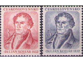 ČS 0627-0628 J. Kollár