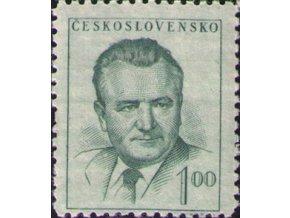 ČS 1952 / 0666 / K. Gottwald **