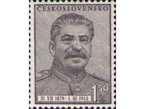 ČS 0716 J. V. Stalin