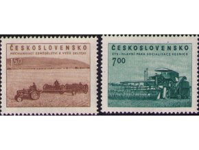 ČS 0730-0731 Poľnohospodárstvo