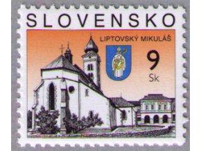 SR 2004 / 317 / Mestá - Liptovský Mikuláš