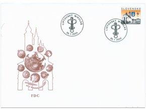 SR 2004 / 317 / Mestá - Liptovský Mikuláš FDC
