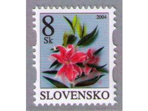 SR 2004 / 319 / Kvet - Ľalia