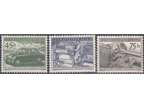 ČS 0818-0820 Čs. výrobky