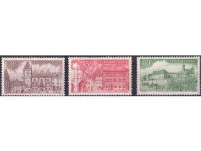 ČS 0849-0851 Mestá