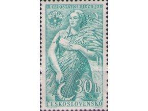 ČS 1957 / 0927 / Zjazd JRD **