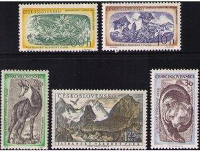 ČS 1957 / 0954-0958 / TANAP **