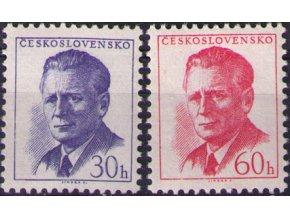 ČS 1958 / 0999A-1000A / Antonín Novotný **