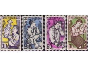 ČS 1959 / 1044-1047 / 10 rokov PO **