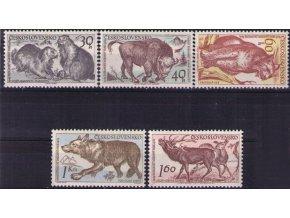 ČS 1959 / 1070-1074 / 10. výr. TANAP **