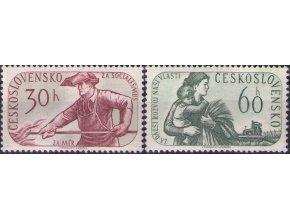 ČS 1960 / 1115-1116 / Voľby **