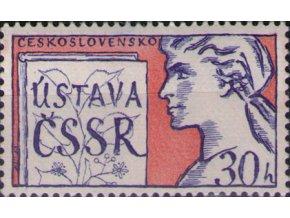 ČS 1960 / 1138 / Ústava ČSR **