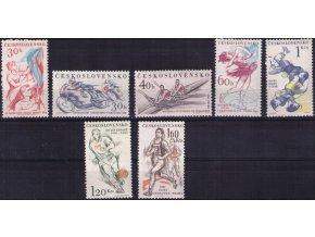ČS 1158-1164 Šport