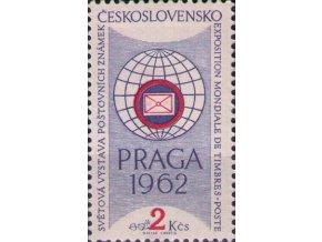 ČS 1171 Svetová výstava pošt. známok Praga 62