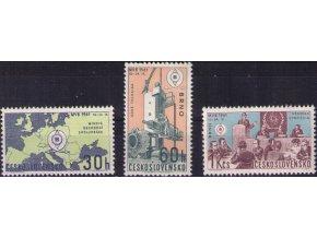 ČS 1195-1197 Veľtrh Brno