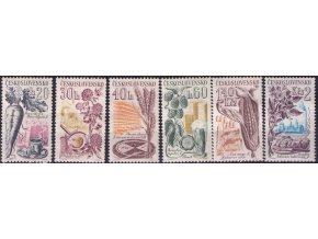 ČS 1198-1203 Poľnohospodárske plodiny