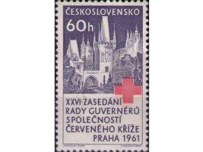 ČS 1961 / 1204 / Červený kríž **